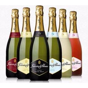 Champagne Federico De Alvear (todos) 750 Cc