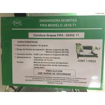 Engrapadora Fifa Serie 71