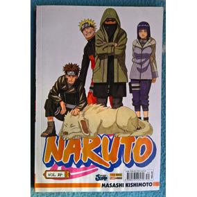 Mangá Naruto Volume 24 - Panini