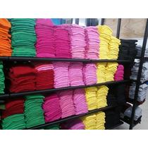 6 Camisetas Algodon Lisa Cuello Redondo Para Estampar