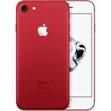 Iphone 7 128gb 4g Lte 12mp 4k Procesador A10 Rojo