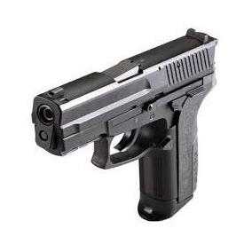 Pistola Kwc Sp 2022 T Full Metal 480 Fps + 300 Balines+4 Co2