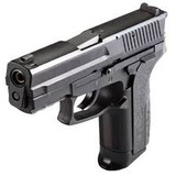Pistola Kwc Sp 2022 T Full Metal 480 Fps + 300 Balines+4 Co2