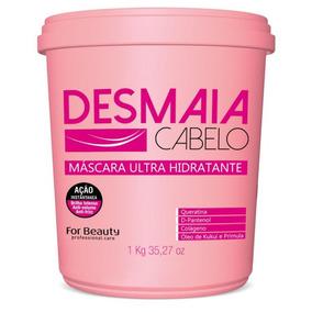 Máscara Desmaia Cabelo - Ultra Hidratante (771) 1kg - For B