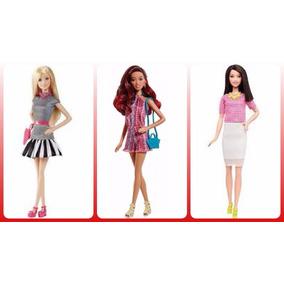 Barbie Fashionista Kit C|3..mattel
