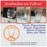 Grabado De Vasos 250ml
