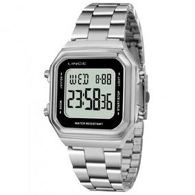 06ccae8e180 Relogio Lince Visor Prata Caixa - Relógios De Pulso no Mercado Livre ...
