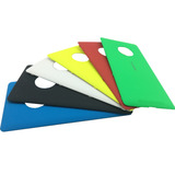Tampa Traseira Colorida Nokia Lumia 830 + Capa Tpu Silicone