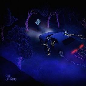Cd Dead Blue Still Corners