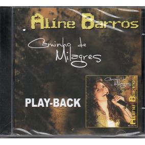 cd aline barros caminho de milagres playback