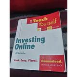 Teach Yourself Investing Online (teach Yourself (idg)) Único