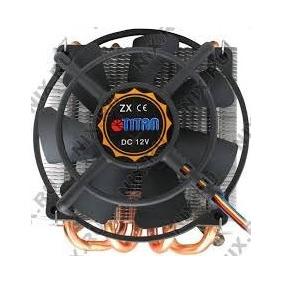 Ventilador De Cpu Titan Cool & Silent