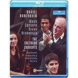 Blu-ray : Salzburg Concerts (hybrid Sacd)