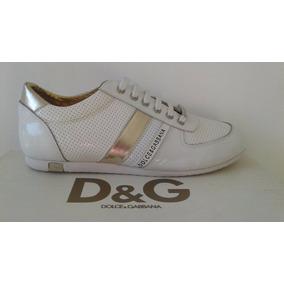 Zapatillas Dolce & Gabbana Unicas Liquido Ultimos Pares!!!