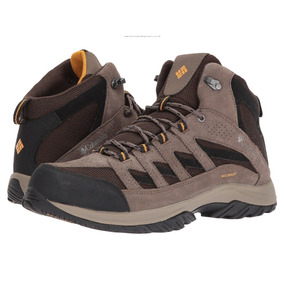 Bota Columbia Crestwood Impermeable. Hombre