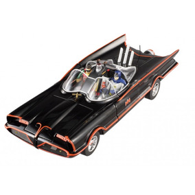 1966 Batmobile Com Batman E Robin Hot Wheels 1/18