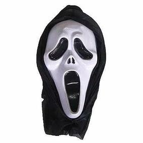 Mascara Panico + Mascara Jogos Mortais