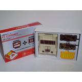 Consola Family Computer Nueva 2 Controles, Caja,100 Juegos