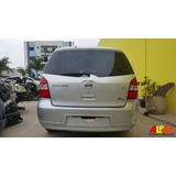 Sucata Nissan Grand Livina 1.8 16v (flex) 2012