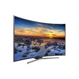Pantalla Samsung 55 Uhd 4k Curva Smart Tv Serie Mu7500 Hdr
