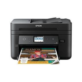 Color De Epson Workforce Wf-2860 - Impresora Multifunción -