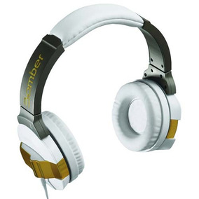 Headphone Banhado A Ouro 20hz - Hb10 - Bomber