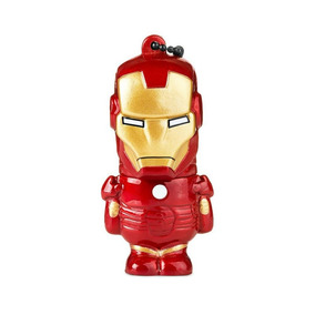 Pen Drive Vingadores Marvel Homem De Ferro - 8gb