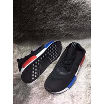 Tênis Adidas Originals Nmd Bape Caixa 100% Original Oferta