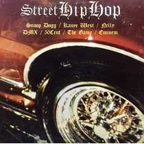 Cd Street Hip Hop Promo Usado Snoop Dog Nelly 50cent Eminem