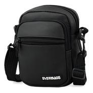 Shoulder Bag Preta Everbags