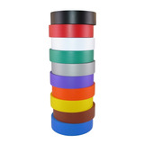 Cinta Eléctrica Tradegear Material Escogido Rainbow Color...