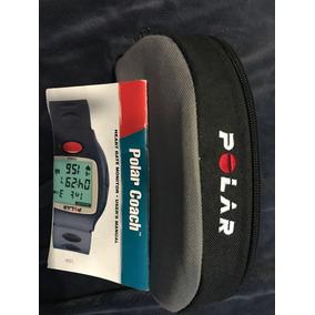 Reloj Monitor Cardiaco Polar Semi-nuevo Con Estuche