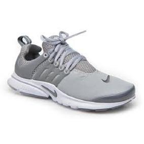 Zapatillas Nike Air Presto Caballero Negra O Gris
