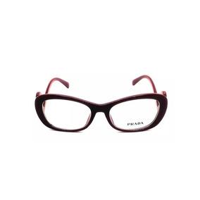 e35d313803975 Maravilhoso Óculos Prada Spr9948 Preto-vermelho Oculos Sol Oakley De ...