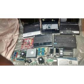 Lote Pecas Vareadas Pra Notebook E Computador Sem Garantia
