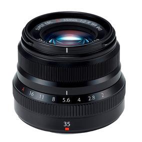 Lente Fujifilm Xf35mmf2 R Wr (12663)