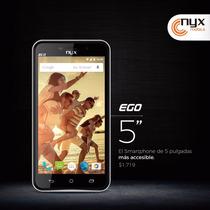 Touch Para Celular Nyx Ego 5 Pulfadas