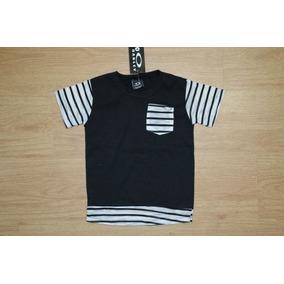 Blusa Camiseta Oakley Infantil Masculina Listrada Promoção e77406129e09c