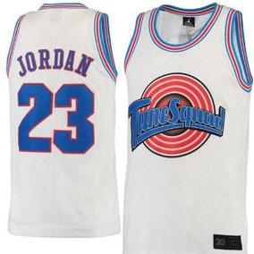 ac536a5d2f2 Camiseta Michael Jordan Branca - Camisetas no Mercado Livre Brasil