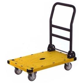 Carro Carga Plegable Diablito Plataforma Uso Rudo 300kg Msi