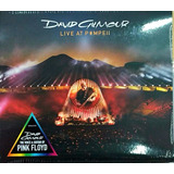 Cd David Gilmour - Live At Pompeii (2017) Cd Duplo - Lacrado