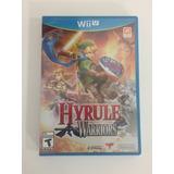 Zelda Hyrule Warriors Wii U