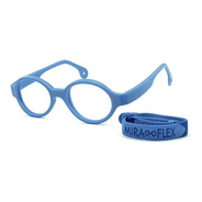 Óculos Infantil Miraflex Inquebrável Baby Lux 2 5 A 7 Anos