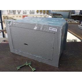 Caja Fuerte De Seguridad P/ Empotrar / Embutir Sherman 215
