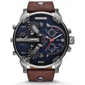 Relógio Diesel Dz7314 Mr.daddy 2.0 Original Completo+ Brinde