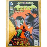 Dc Comics Os Novos 52! A Sombra Do Batman Nº 16 - Lacrado!!!