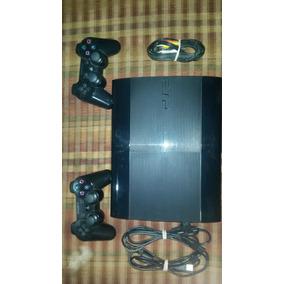 Playstation 3 Usada 500gb Y 2 Joystick