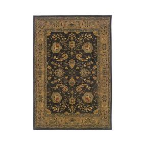 Alfombra / Tapete Oriental Weavers Infinity Oriental Black/t
