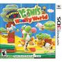 Juegos Digitales 3ds! Poochy & Yoshi