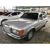 Mercedes Benz Clase S Se/sel 350 - Automatico